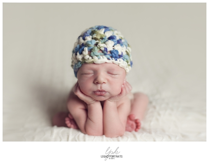 Bulky Yarn Child Hat Pattern Crochet : Chunky Crochet Newborn Hat Pattern - Legacy Portraits by ...