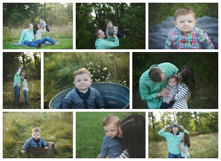 Legacy Portraits by Kayte | Fort Wayne IN Baby Photographer
