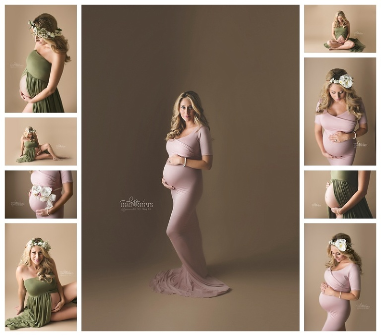 Legacy Portraits by Kayte | Fort Wayne IN Maternity Photographer