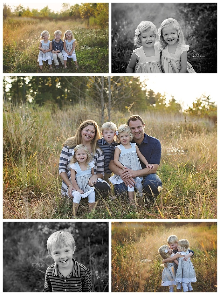 Legacy Portraits by Kayte | Fort Wayne IN Family Photographer
