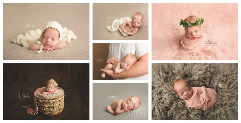 Legacy Portraits by Kayte | Fort Wayne IN Newborn Photographer