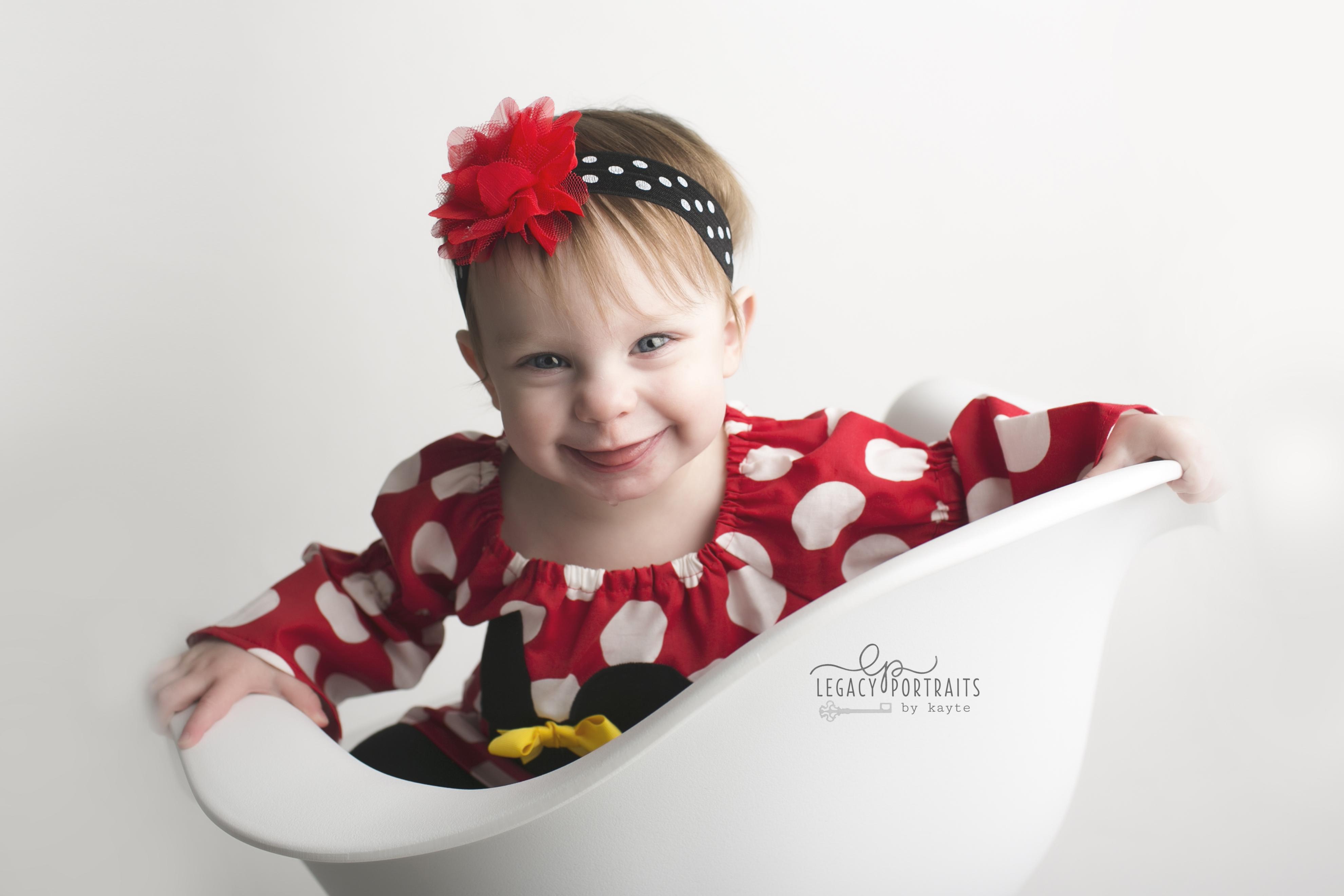 Xaverie   Fort Wayne IN Baby Photographer