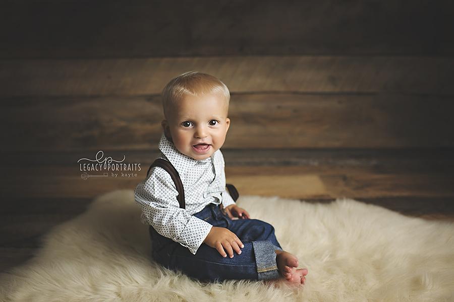 Fort Wayne Baby Photographer |  Hudson