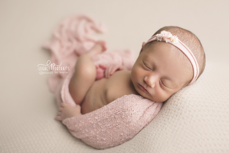 Fort Wayne Newborn Photographer    Micah