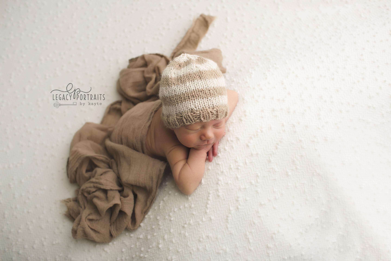 Fort Wayne Newborn Photographer |  Oliver