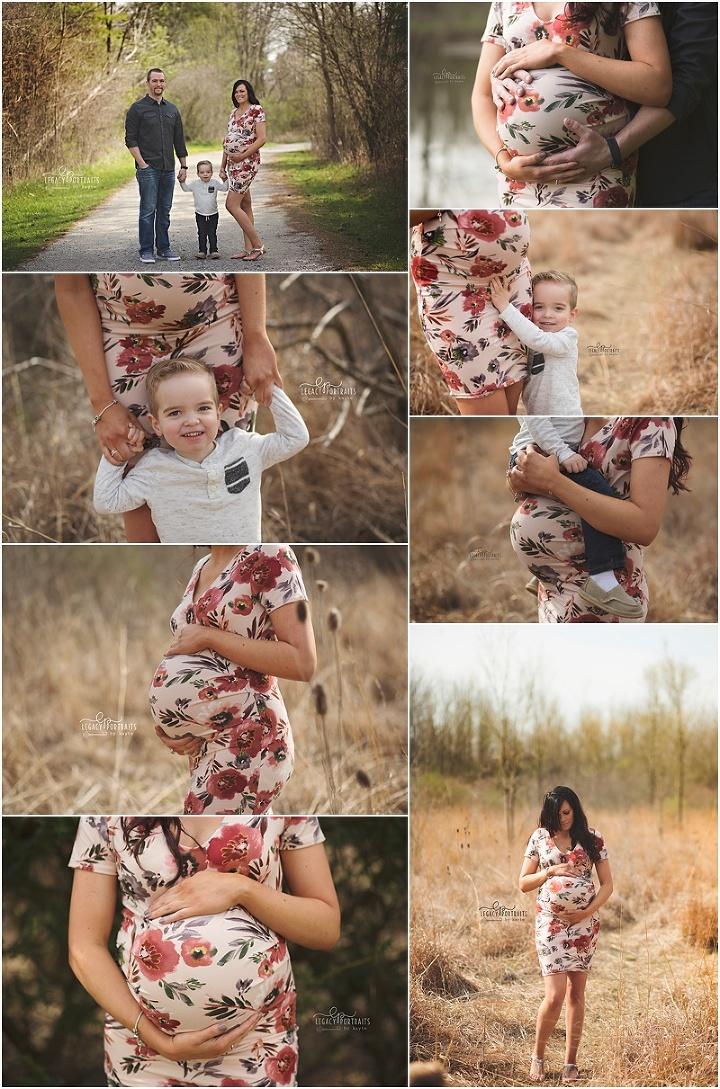 Fort Wayne Maternity Photographer | Legacy Portraits by Kayte | www.legacyportraitsbykayte.com