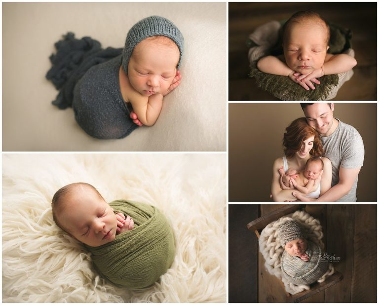Fort Wayne IN Newborn Photographer