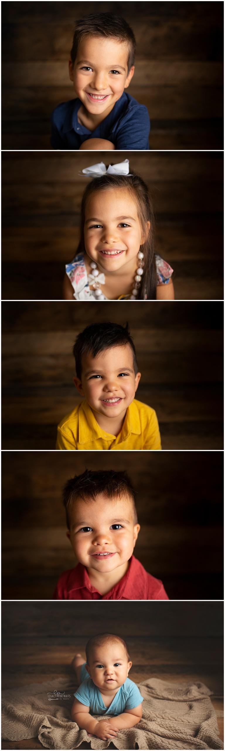Fort Wayne Child Photographer | Legacy Portraits by Kayte | www.legacyportraitsbykayte.com